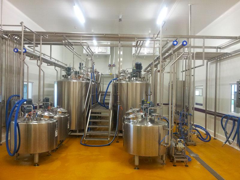 Cical silot maturation usine