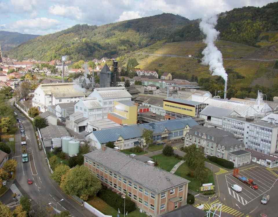 Cical usine production millenium